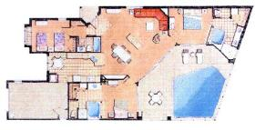 The Houses at Summer Bay - Floor Plan