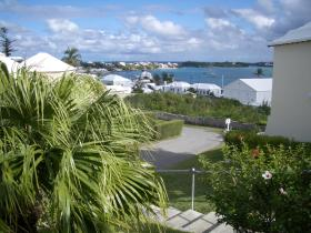 The St. George's Club - View From Resort