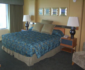 Daytona Beach Regency - Unit Bedroom