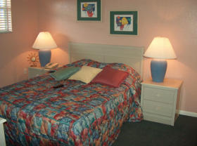 Vacation Villas at Fantasy World II - Bedroom