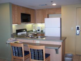 Daytona Beach Regency - Kitchen