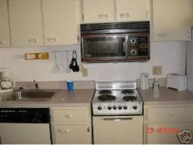 Fantasy Island Resort - Unit Kitchen