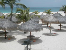 Aruba Beach Club - beachfront