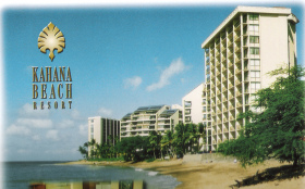 Kahana Beach Vacation Club