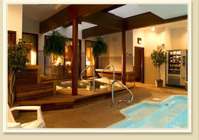 Eagle Point - Indoor pool and hot tub