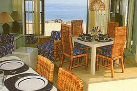 Dining Room at the Emerald Seas
