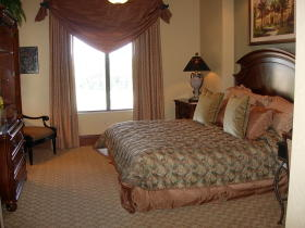 Wyndham Bonnet Creek Resort - Unit Bedroom