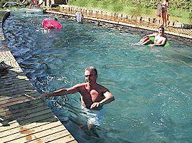 Outdoor Pool at Borgo di Vagli