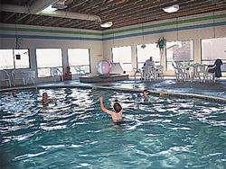 Kimberling Inn Resort & Vacation Club - Indoor Pool