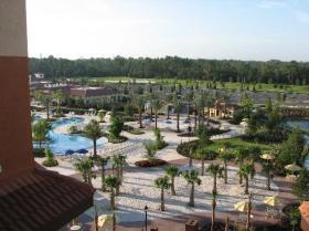 Orange Lake Resort - River Island