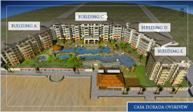 Casa Dorada at Médano Beach - property overview