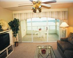Westgate Branson Lakes - Unit Living Area