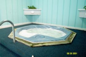 Barrier Island's Ocean Pines Beach - Hot Tub
