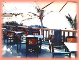 The St. George's Club - Outdoor Dining