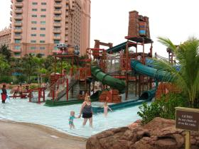 Kid Activity Pool at Atlantis
