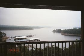 Branson Yacht Club - View From Balcony