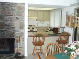 Foxrun Townhouses - Unit Kitchen
