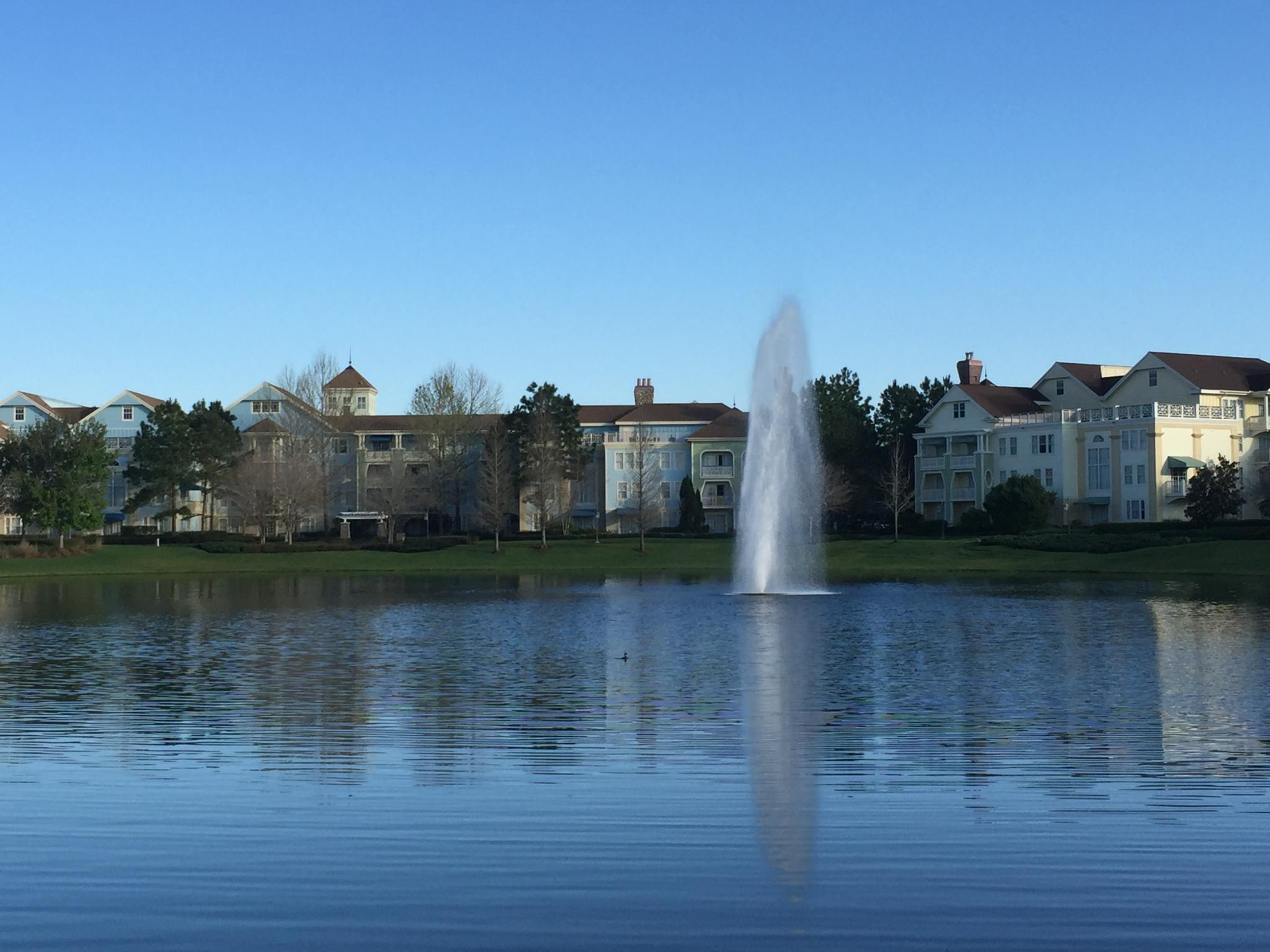 Disneys Saratoga Springs Resort  Spa  RedWeek
