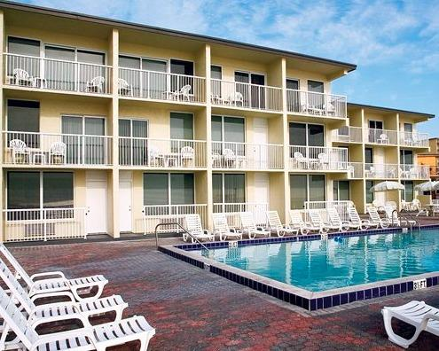 Perennial Vacation Club At Daytona Beach Ss