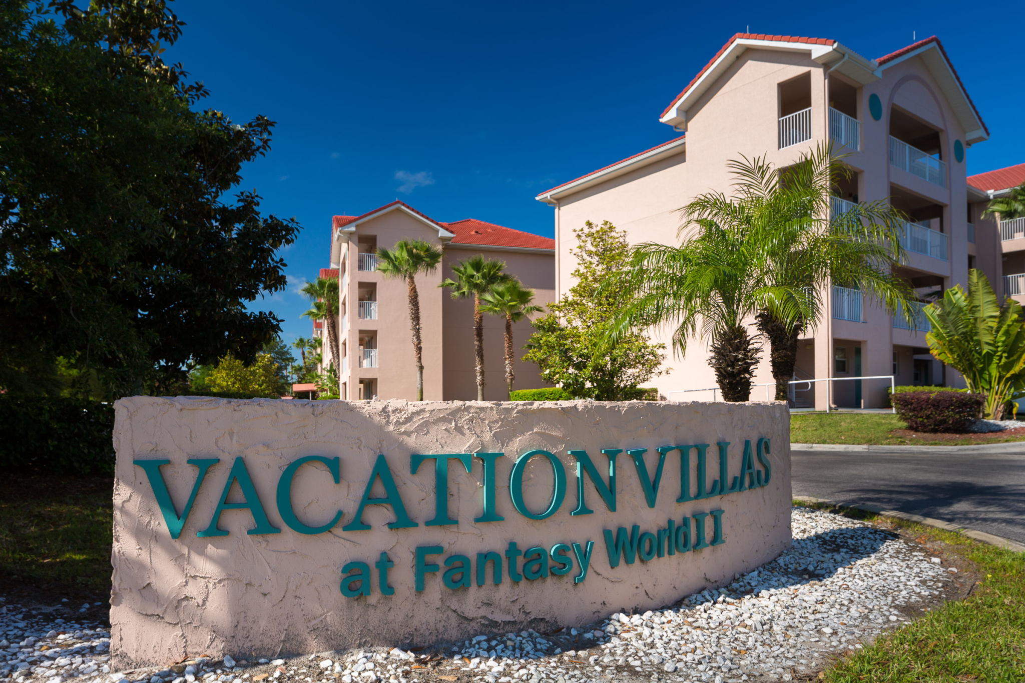 Vacation Villas at Fantasy World Kissimmee Florida